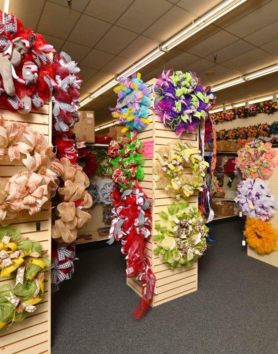 Wreaths & Supplies