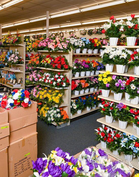 Memorial Flowers & Supplies